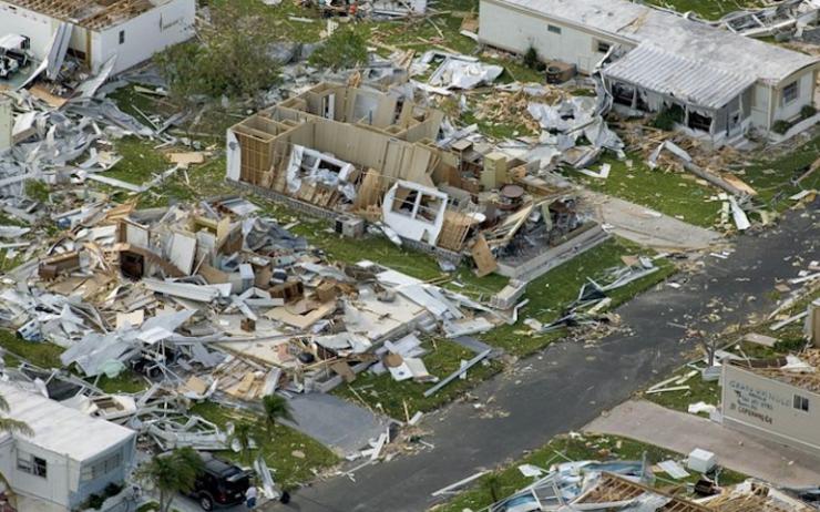 catastrophes météorologiques